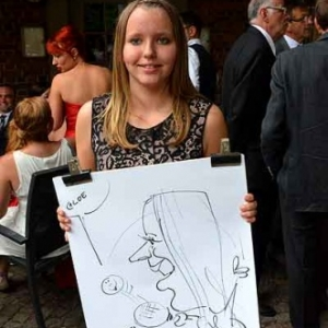 Caricature mariage-7130
