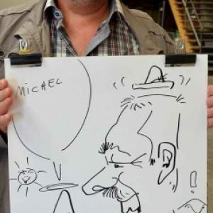 caricature JUMATT-6996