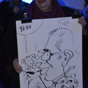 Caricature au Luxembourg-1500