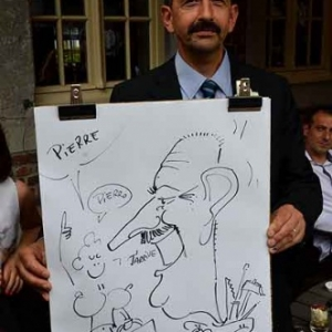 Caricature mariage-7133