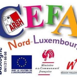 CEFA Nord-Luxembourg Bastogne-logo