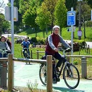 """E-Bike - Hebergements """"bed+bike""""- photo 4535"""