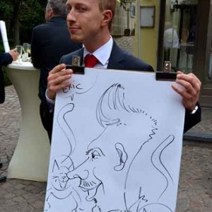 Caricature mariage-7141