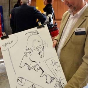 caricature JUMATT-7016
