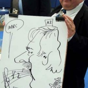 caricature MR - 8282
