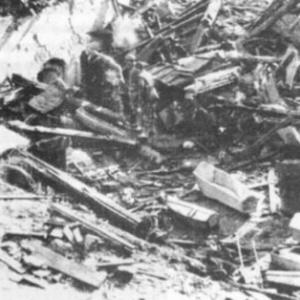 Houffalize 1944 1945 Les tanneries route de Laroche