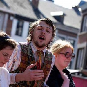 Namur en Mai et son Festival des Arts forains