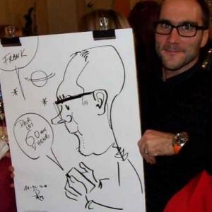 Caricatures pour les 60 ans de Henri ROEMER - photo 8612