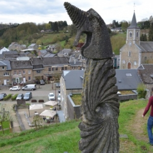 Route des Sculptures. Comblain-au-Pont-5967