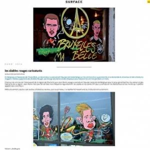 Surface Magazine, la presse en France