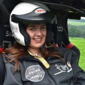 Mathilde & Jacques GERARD au Rallye du Condroz