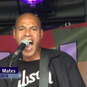 Houffalive Music Festival 2019. Naughty Mates. video 8