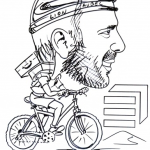 EIFFAGE-caricature-Velo