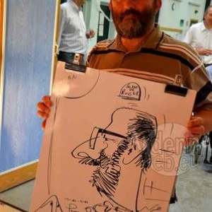 Caricature Roger- 2755