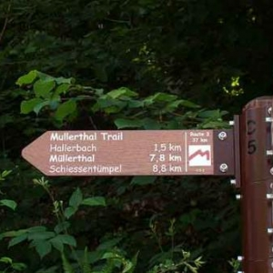 Beaufort - Mullerthal sentiers