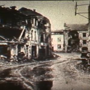 Houffalize video NB de 1944-45