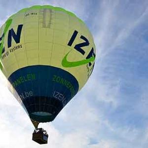 vol en ballon en Wallonie - photo 7667