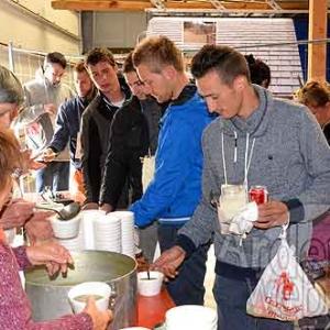 Balade gourmande de Neuville Sur les pas des Cheyeteux