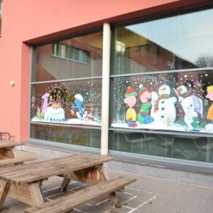 vitrine de NOEL Luxembourg