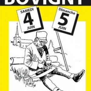 affiche 2011 - A bon vi timps  Bovigny