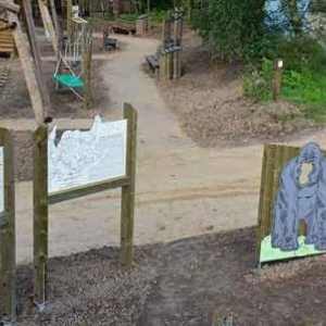 Nouvelle grande attraction au Parc Chlorophylle