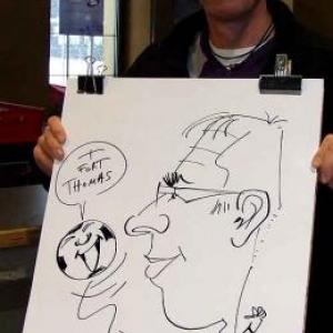 caricature 7607