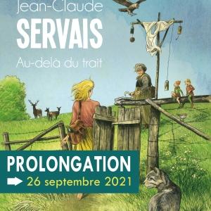 Jean-Claude Servais. Au-delà du trait