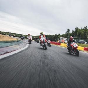 Bikers'Classics 2020  sur le Circuit de Spa-Francorchamps