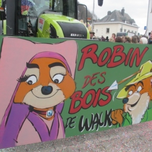 Robin des bois de Walk