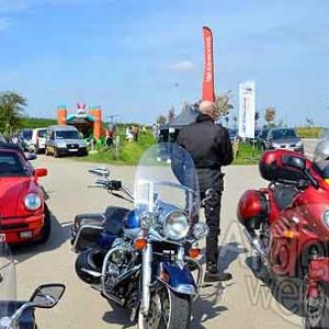Helico avec moto Kaiser