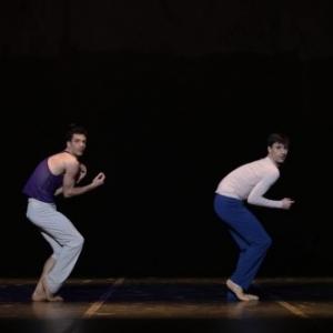 Vito Pansini, Bejart Ballet Lausanne, Suisse