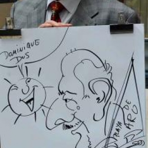 Caricatures Bruxelles-Capitale - 828