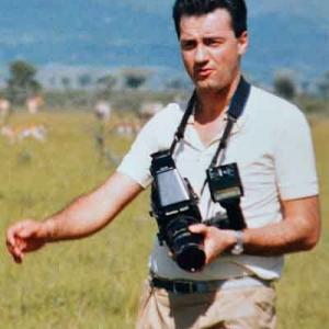 Jean-Luc Recloux au Kenya