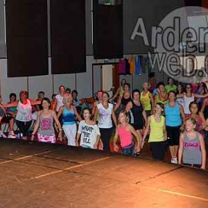 Zumba Fitness Party-124