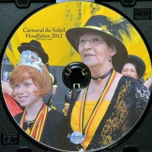 DVD HR de la video du carnaval du soleil