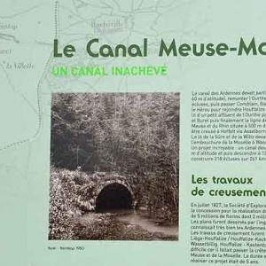 Le canal de Bernistap - 7721