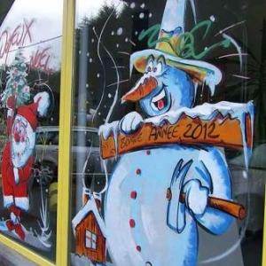 vitrine de Noel - photo 8726