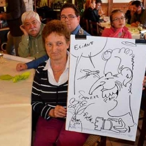 Caricature Jose Michel-4435