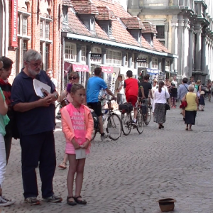 Brugge, 15 août 2016, la Venise du Nord