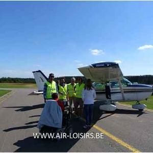 Fermeture aerodrome de Saint-Hubert