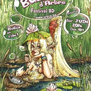 Festival de la bande dessinee les Bulles d'Arbre