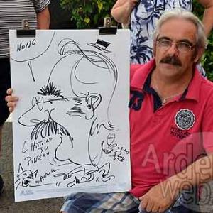 caricature 4196