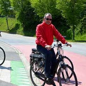 """E-Bike - Hebergements """"bed+bike""""- photo 4538"""