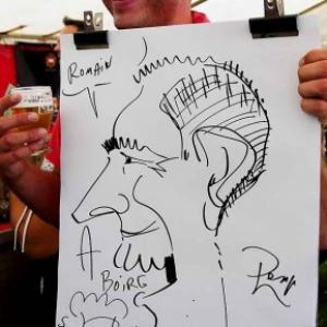 Rencontre des brasseries-caricature-10707