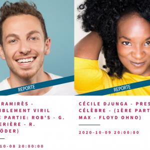 Festival International du Rire de Rochefort 2020 annule