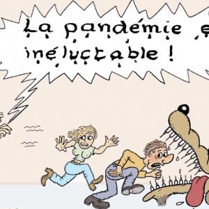 Décryptage avec Jean-Jacques Crèvecoeur : Quels risques et retombées de la pandémie ?