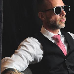 STEVEN VANBRABANT Mister Tattoo Senior Belgium 2018