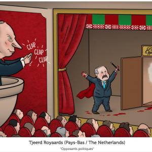 Biélorussie : Alexandre Loukachenko, pirate de l'air