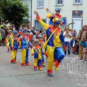 Carnaval du soleil 2011 - 9426- video 01