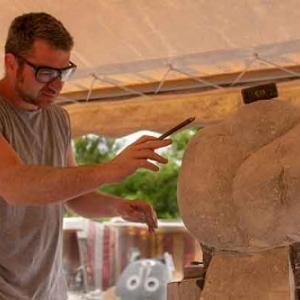 Symposium International de Sculpture Monumentale sur pierre de DURBUY